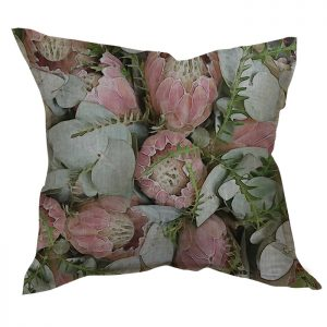 Linen Cushion Covers - New improved and new size at 55 x 55 cm